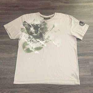 NWOT Mark ECKO Star Wars Beige T-Shirt, Size XL